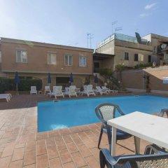 Отель Villa Margherita бассейн