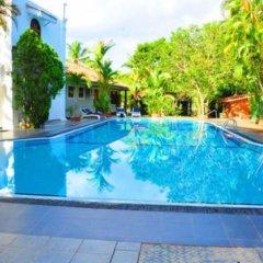 Отель Bougain Villa Шри-Ланка, Берувела - отзывы, цены и фото номеров - забронировать отель Bougain Villa онлайн бассейн