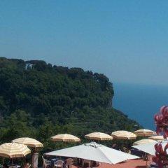Отель La Margherita - Villa Giuseppina Италия, Скала - отзывы, цены и фото номеров - забронировать отель La Margherita - Villa Giuseppina онлайн пляж