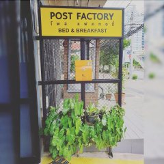 Post Factory Bed & Breakfast Sathorn Hostel - Adults Only Бангкок фото 8