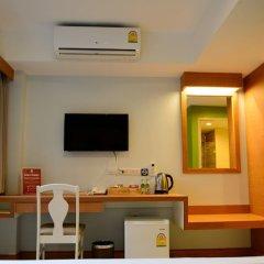 Отель Zen Rooms Ratchaprarop Бангкок удобства в номере фото 2
