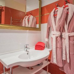 Апартаменты VIP Apartment Minsk ванная