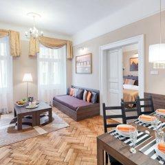 Отель Residence Milada Чехия, Прага - отзывы, цены и фото номеров - забронировать отель Residence Milada онлайн комната для гостей фото 6