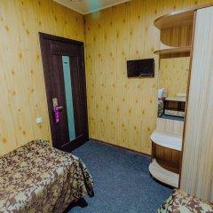 Гостиница Bridge Mountain Красная Поляна сейф в номере