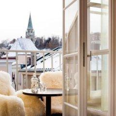 Отель Hapimag Resort Salzburg Австрия, Зальцбург - отзывы, цены и фото номеров - забронировать отель Hapimag Resort Salzburg онлайн балкон