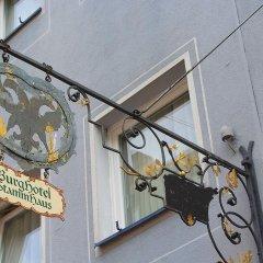 Отель Burghotel Stammhaus фитнесс-зал