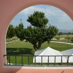 Отель Country House Le Meraviglie Италия, Реканати - отзывы, цены и фото номеров - забронировать отель Country House Le Meraviglie онлайн балкон