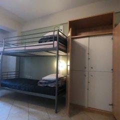 Отель Studios Arabas сейф в номере