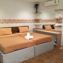 Отель Waratee Spa Resort Villa Таиланд, Бангкок - отзывы, цены и фото номеров - забронировать отель Waratee Spa Resort Villa онлайн комната для гостей фото 2