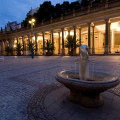 Отель Lermontov Apartments Чехия, Карловы Вары - отзывы, цены и фото номеров - забронировать отель Lermontov Apartments онлайн