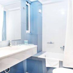 Отель Acropolis Select Hotel Греция, Афины - 3 отзыва об отеле, цены и фото номеров - забронировать отель Acropolis Select Hotel онлайн ванная фото 2