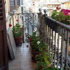 Отель Aristotele балкон