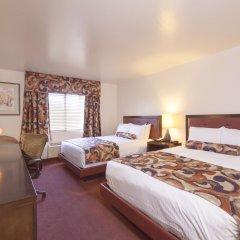 Отель Grand Canyon Plaza Hotel США, Гранд-Каньон - отзывы, цены и фото номеров - забронировать отель Grand Canyon Plaza Hotel онлайн комната для гостей фото 2