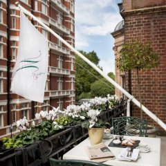 Milestone Hotel Kensington балкон