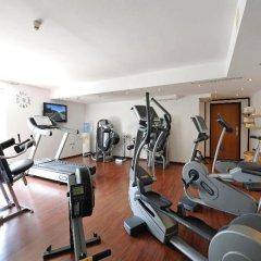 Отель Rogner Hotel Tirana Албания, Тирана - отзывы, цены и фото номеров - забронировать отель Rogner Hotel Tirana онлайн фитнесс-зал фото 4