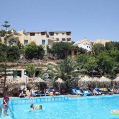 Отель Elounda Water Park Residence бассейн фото 2