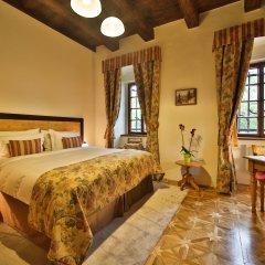 Отель QUESTENBERK Прага комната для гостей