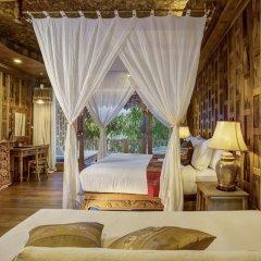 Отель Santhiya Koh Yao Yai Resort & Spa 5* Улучшенный номер с различными типами кроватей фото 4