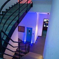 Отель PURPUR Прага балкон