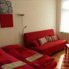 Friends Hostel & Apartments Будапешт комната для гостей фото 2