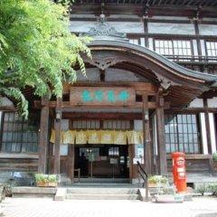 Отель Kannawaso Япония, Беппу - отзывы, цены и фото номеров - забронировать отель Kannawaso онлайн вид на фасад