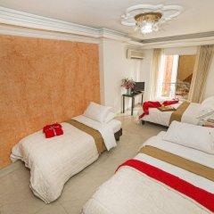 Отель Dom Hotel Cali Колумбия, Кали - отзывы, цены и фото номеров - забронировать отель Dom Hotel Cali онлайн комната для гостей фото 5