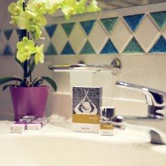 Отель Mercure San Biagio Генуя ванная