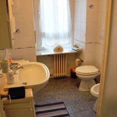 Отель 10 E Lode Италия, Рим - отзывы, цены и фото номеров - забронировать отель 10 E Lode онлайн ванная