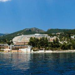Sunshine Hotel And Spa Корфу пляж фото 2