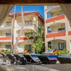 Отель Majestic Colonial Punta Cana парковка