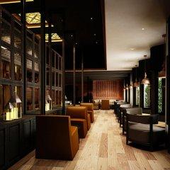 Graceland Bangkok By Grace Hotel Бангкок интерьер отеля