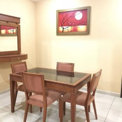 Westzone Plaza Hotel Apartments питание