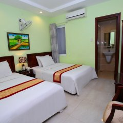 Souvenir Nha Trang Hotel комната для гостей фото 3