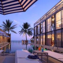 Отель Malibu Beach Resort Самуи бассейн фото 2