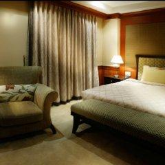 Green Grass Tourism Hotel комната для гостей
