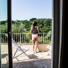 Hotel Giardino Suite&wellness Нумана балкон