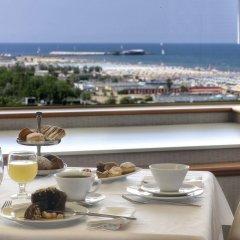 Hotel Ambasciatori балкон