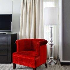 Отель The Graham Washington DC Georgetown, Tapestry Collection by Hilton удобства в номере фото 2