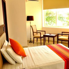 Sai Sea City Hotel комната для гостей