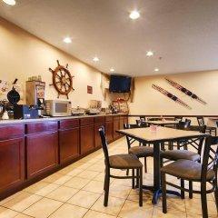 Отель Best Western Lakewood Inn питание