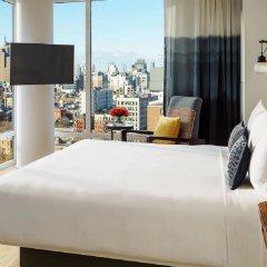 Отель Indigo Lower East Side New York, an IHG Hotel США, Нью-Йорк - отзывы, цены и фото номеров - забронировать отель Indigo Lower East Side New York, an IHG Hotel онлайн комната для гостей фото 3