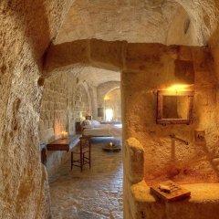 Отель Sextantio Le Grotte Della Civita Матера интерьер отеля фото 2