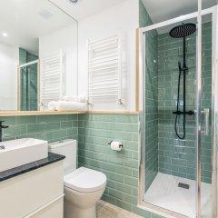 Отель Maruxa Испания, Сан-Себастьян - отзывы, цены и фото номеров - забронировать отель Maruxa онлайн ванная