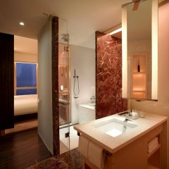 Отель Grand Hyatt Guangzhou ванная