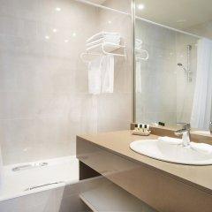 Отель Elysées Ceramic Франция, Париж - отзывы, цены и фото номеров - забронировать отель Elysées Ceramic онлайн ванная фото 2