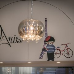 Hotel France Albion интерьер отеля