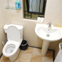 Апартаменты Shengang Apartment Taoyuan Branch ванная