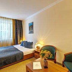 Отель Emerald Spa Hotel Болгария, Банско - отзывы, цены и фото номеров - забронировать отель Emerald Spa Hotel онлайн комната для гостей фото 4