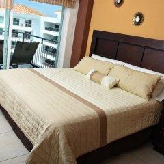 Отель Condo Costa Veleros by LATAM Vacation Rentals Масатлан комната для гостей