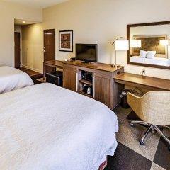 Отель Hampton Inn Columbus I-70E/Hamilton Road США, Колумбус - отзывы, цены и фото номеров - забронировать отель Hampton Inn Columbus I-70E/Hamilton Road онлайн удобства в номере фото 2